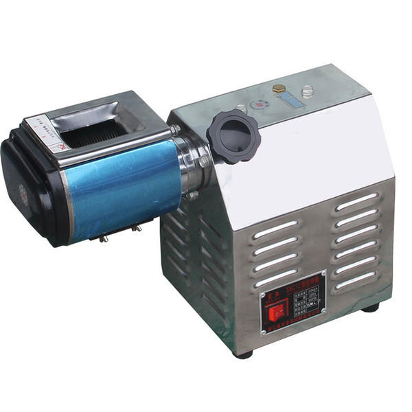 tritacarne elettrico fetta di acciaio inossidabile tagliuzzato completamente automatico a casa impastare a cubetti macchina da taglio tritacarne commerciale