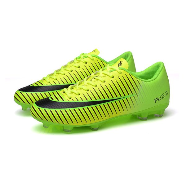 Green spikes