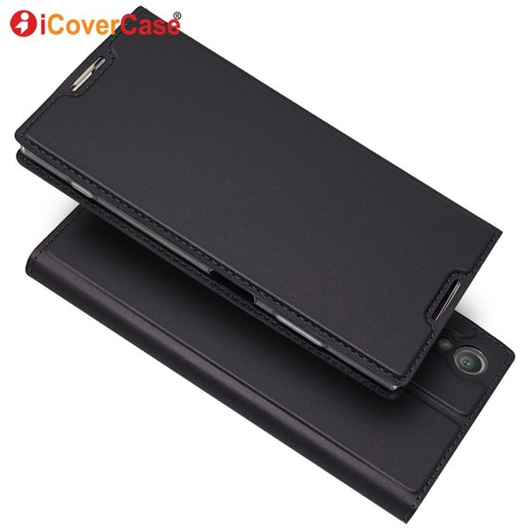 Leather Wallet For Sony Xperia XA1 Plus Case Cover Luxury Phone Cases Coque For Sony XA1/ XA1 Ultra Back Cover Etui Accessory
