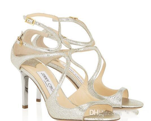 Luxury style high heel sandals ladies shoes Paris supermodel catwalk buckle sexy shoes size 35-42 02