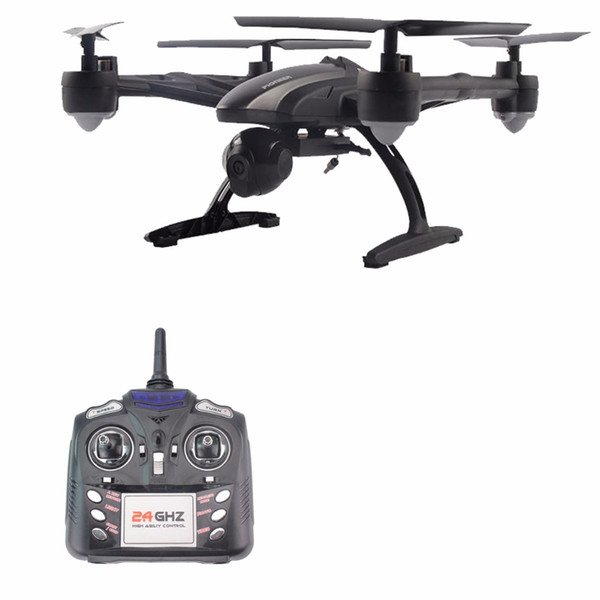 RC Helicopter WIFI FPV 6-Axis Gyro 2.4G Drone 3D Flip Remote Control Quad-rotor with HD Camera Electronic Hobby Toys