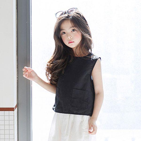 New 2019 Kids Summer Shirt Baby T-shirt Girls Tops Girls Shirts Children Tops Toddler Shirts Cotton Baby Tee Shirt Black,#3861