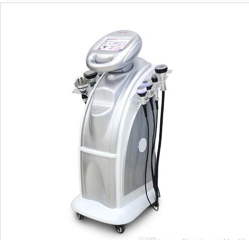 Neueste 80 Karat Gewichtsverlust Entfernung Cellulite Reduziert Ultraschall Vakuum Kavitation RF Hochfrequenz Abnehmen Cellulite Schönheit Maschine CE / DHL