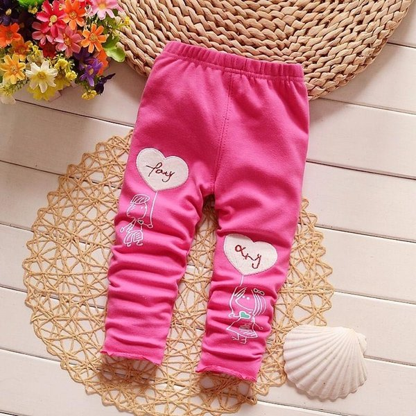 good quality Spring Baby Girls Leggings Pants Summer Kids Children Fashion Pants Cotton Trousers For Kids Leggings Sports Clothes