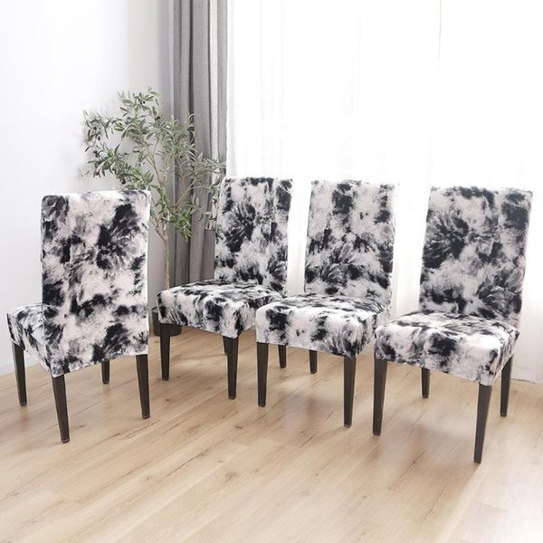 Phenomenal Protective Case Graffiti Stretch Chair Cover Elastic Seat Slipcover Black Couch And Chair Covers Recliner Couch Covers From Oopp 33 73 Dhgate Com Caraccident5 Cool Chair Designs And Ideas Caraccident5Info