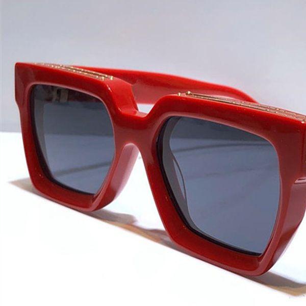lente grigia oro rosso