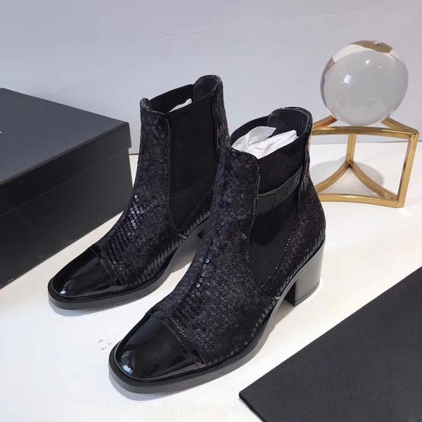 Martin bottes femme automne style britannique littéraire rétro haut-sommet à semelles épaisses impression chaussures pour femmes avec bottes courtes sauvages locomotive