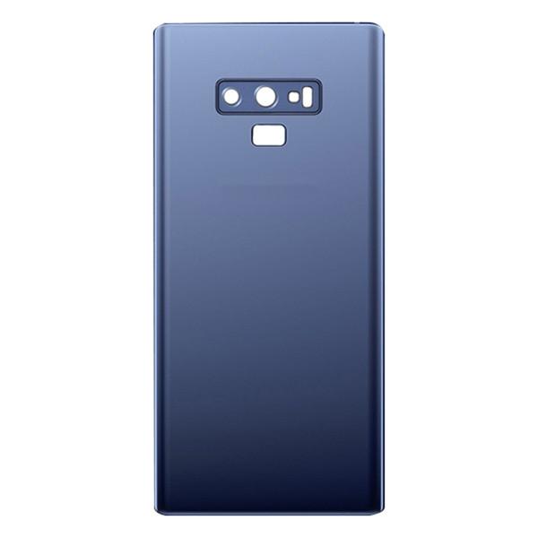 30PCS Top Obiettivo della fotocamera Qualiy per Samsung Galaxy Note 9 N960F N960P N960U Coperchio della batteria posteriore Custodia posteriore Custodia + IMEI Stampa + Colla DHL Free
