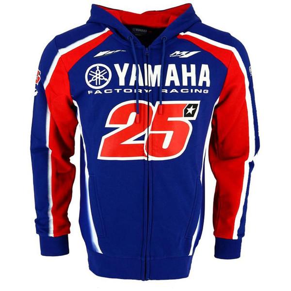 Moto GP Motocross Spring and Autumn Motorcycle Jacket Racing Suit Jersey Zipper Hoodie for Yamaha Jacket 099