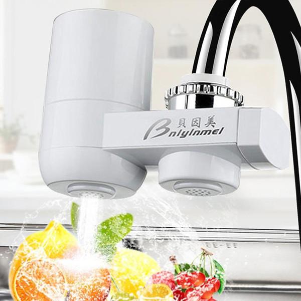 Robinet de cuisine Accessoires évier Accueil cuisine Mini robinet robinet Filtre à eau Nettoyez le support Purificateur Filtre filtration cartouche # 2F