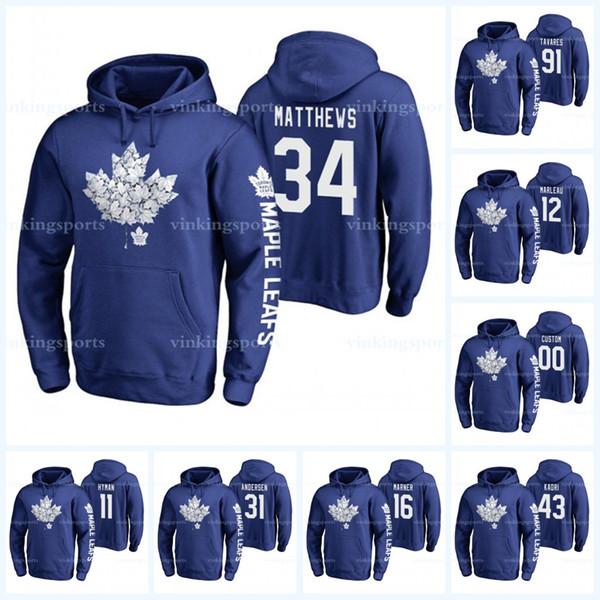 Acheter 34 Chandails À Capuchon De La Collection Hometown Des Maple Leafs De Toronto De La Collection Hometown 91 John Tavares 16 Mitch Marner 43