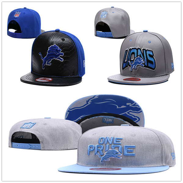 bf2cdb62 2019 Mens Matthew Stafford Sport Gear Detroit Hat Lions Adjustable Size Cap  Custom High Quality Stitched American Football Jersey From Fsclz, $6.63 |  ...