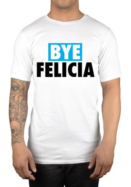 Adeus Felicia Slogan T-Shirt Roupas Engraçado Urbano Social Tumblr Insta Vine Engraçado frete grátis Unisex Casual Tshirt