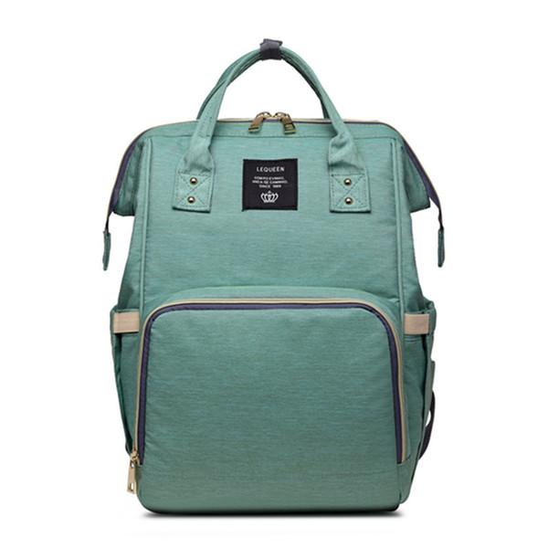 Green Mummy Bags