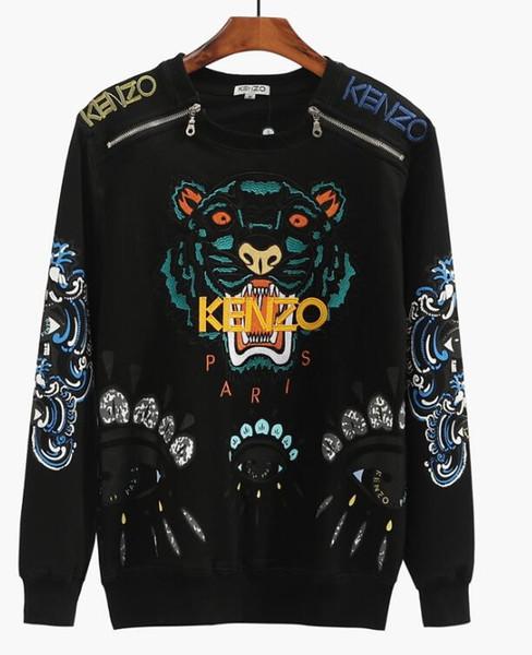 2020 Livraison gratuite Men hoodies Sweat manches longues HipHop pull-over Hoodies Streetwear femmes en plein air Survêtement Jogger