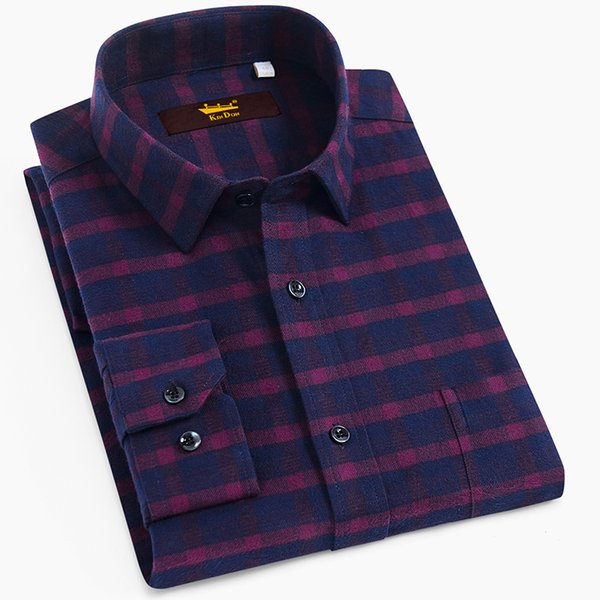 size s-4xl 100% cotton long sleeve winter shirt men plaid patchwork camisa masculina vintage men shirt clothes, White;black