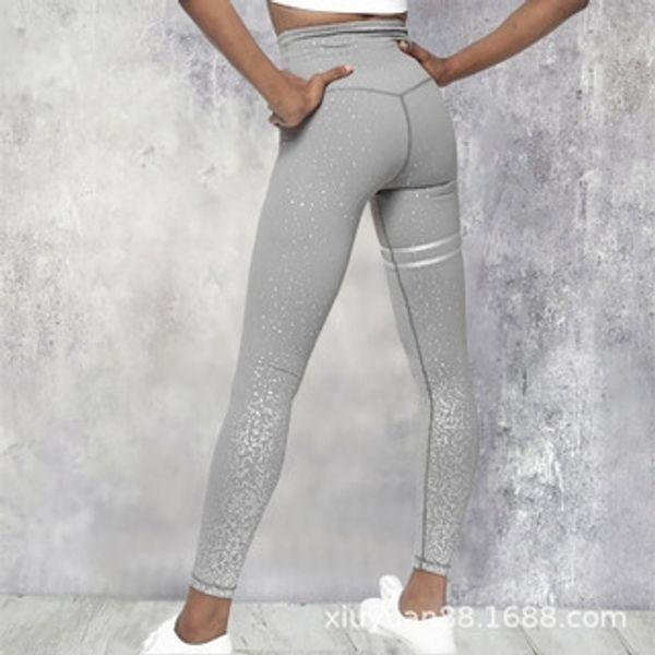 Hot Silver Gray