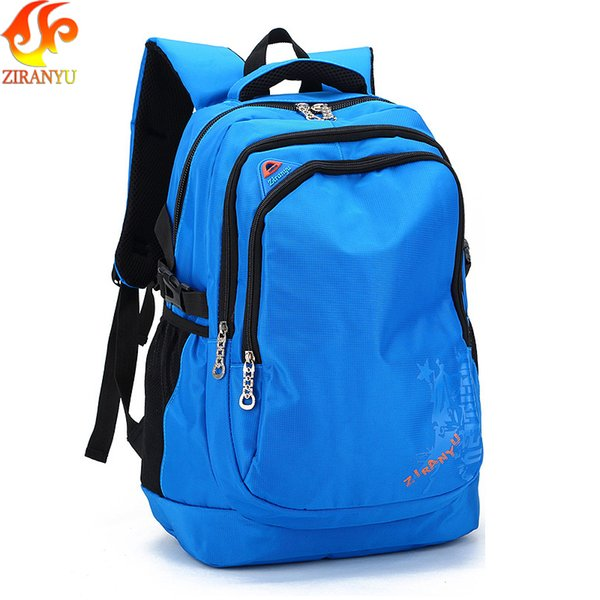 ZIRANYU Kids anti theft backpack Waterproof School bags printing backpack Children Backpacks Primary School Bags For Students