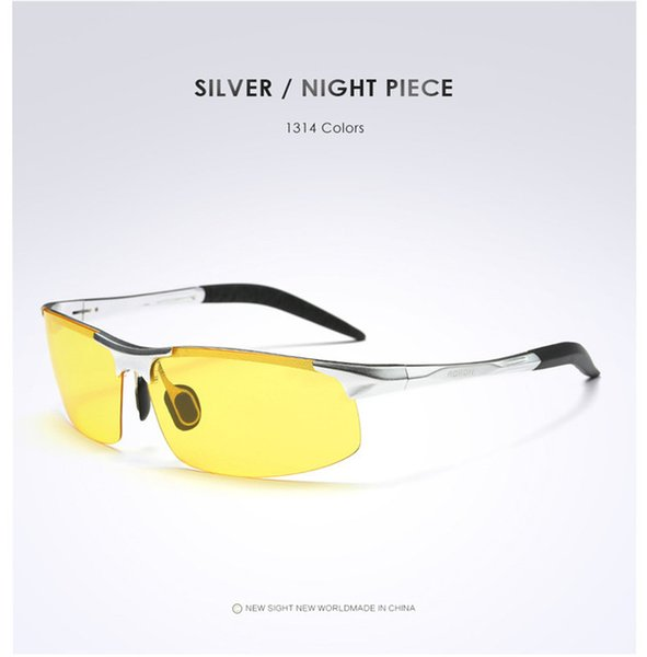 Silver Yellow