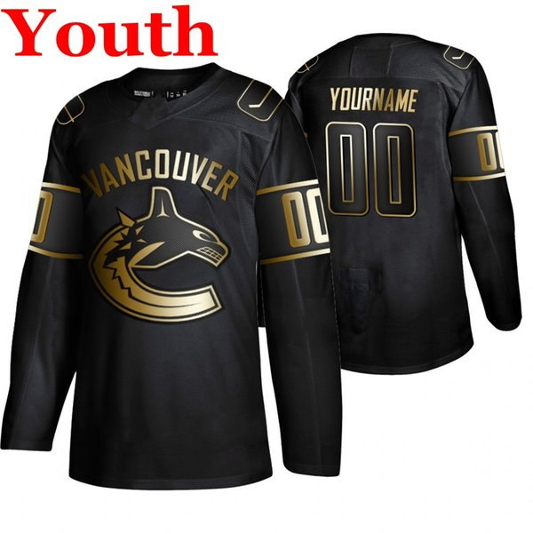 Youth black-golden-edition-jersey