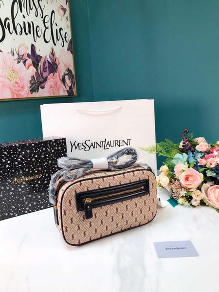 totes di promozione dei sacchetti di spalla delle donne Tronco Crossbody Bag borse a tracolla Logo abbellimento delle signore del progettista Letterario casuale intera vendita