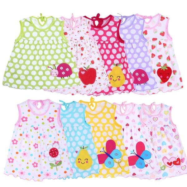 Kızlar Çiçek Dantel Elbise Prenses Çocuklar Bebek Kız Kolsuz Elbise Çiçek Tül Parti Düğün Çocuk Yaz Sundress