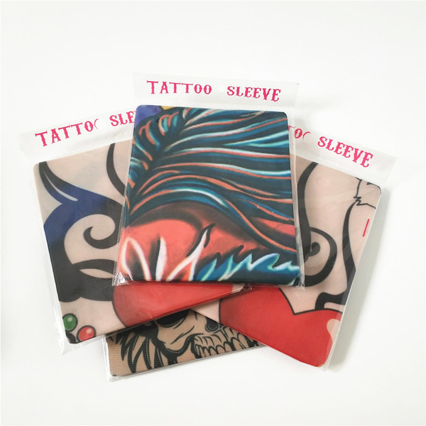 Fake Temporary Tattoo Sleeves Designs Body Arm Stockings Tatoo For Cool Men Women Tiger Skeleton Lion Snake Ect Apparel And Fashion Best Tattoo Art