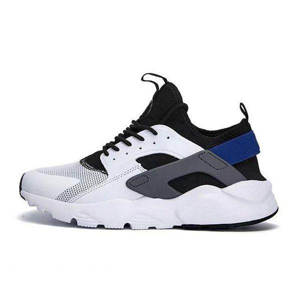 4.0 Black White Blue