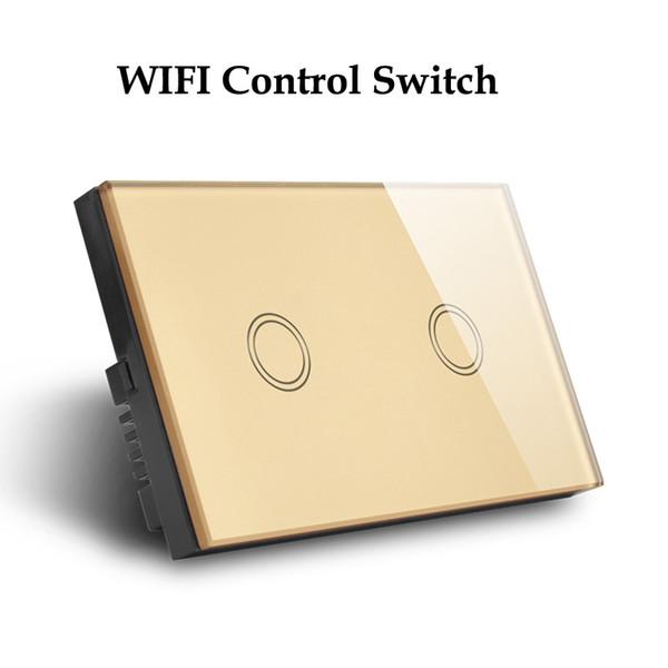 Gold WIFI Switch