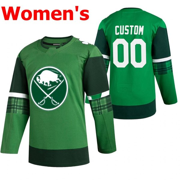 Womens Green 2020 St. Patrick's Day