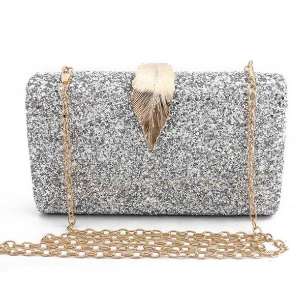 6 Colours UK Seller NEW Beautiful Sparkling Sequinned Clutch Hand Bag
