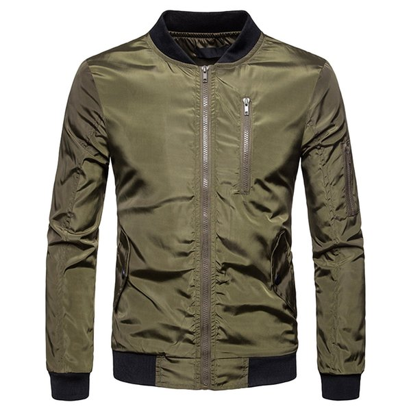 FEITONG Fashion Mens Autumn Winter Casual Button Thermal PU Leather Warm Jackets Coat