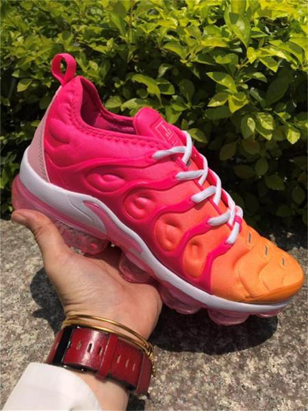 2019 Plus Game Royal Orange USA Tangerine Minze Grape Volt Hyper Violet Trainer Sport Sneaker Damen Designer Laufschuhe Größe 36 45