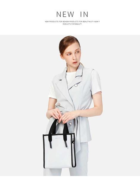 sacs à main de concepteur concepteur sac à main multisegment de luxe en cuir de mode sac à main dame sacs à main sac fourre-tout sac à bandoulière handbag2colors 2019 B101232D