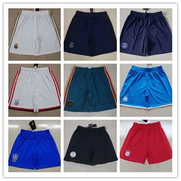 Short de qualité supérieure 19/20 Paris Saint Germain Jordan Real Madrid Brasil soccer Shorts