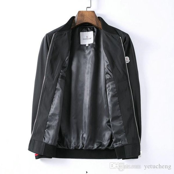 21FW France famous BRANDs man jacket DESIGN LUXURY MENS JACJETS classic simple wind COAT large size loose jacket FASHION zipper pocket dust