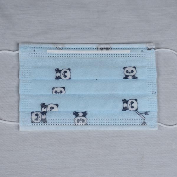 Mavi panda-Çocuklar