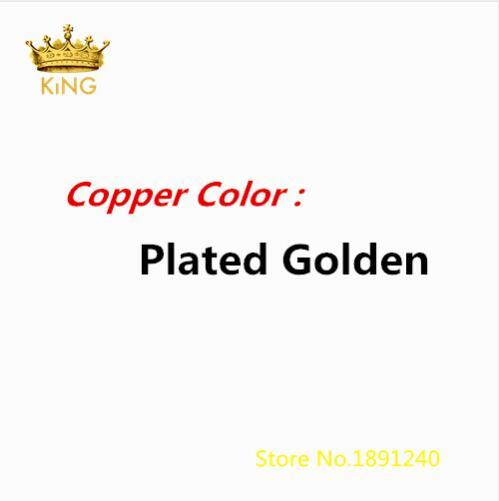 Color:Plated Gold