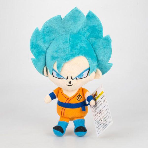 2019 16 20cm Dragon Ball Z Plush Toys Cartoon Kuririn Vegeta Goku Gohan Piccolo Beerus Stuffed Dolls Kids Christmas Gift Toy From Tuoniu 35