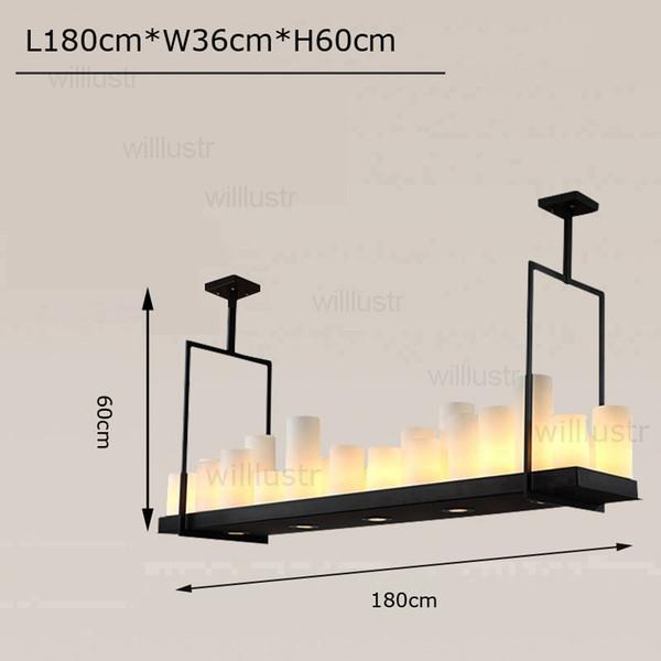 L 180 * W36cm * H60cm