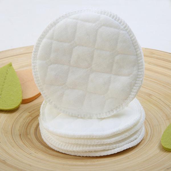 10 unids / set suave absorbente de algodón lavable reutilizable amamantamiento cojines de lactancia