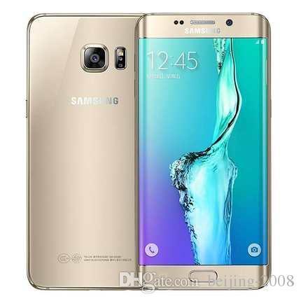 Refurbished Original Samsung Galaxy S6 Edge G925F G925V G925T G925P 5.1 inch Octa Core 3GB RAM 32GBROM 16.0MP Camera LTE NFC