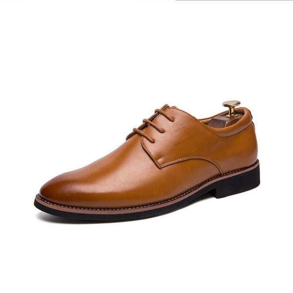 Schwarze Männer Business Retro Anzug Schuhe Herren Businessschuhe Italienisches Leder Formelle Schuhe Herren Büro Social Masculino