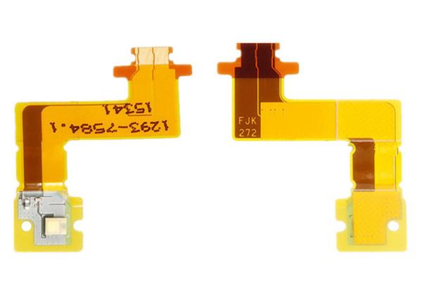 Flex Cable for Sony Xperia Z5 Compact mini E5803 E5823 Compact Camera Flash Ribbon Replacement parts