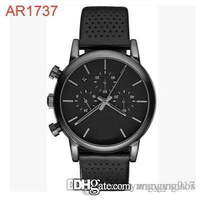 Fashionable watch AR1735 AR1736 AR1737 original box + certificate, product quality is guaranteed, 2 years warranty, welcome to buy.