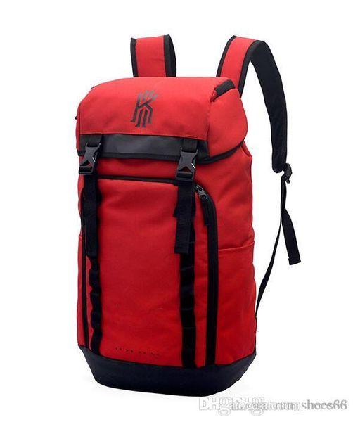 Kyrie Andrew Irving sırt çantası okul çocuğu sırt çantası erkek ve kadın egzersiz sırt çantası açık çanta basketbol çanta bilgisayar çantaları