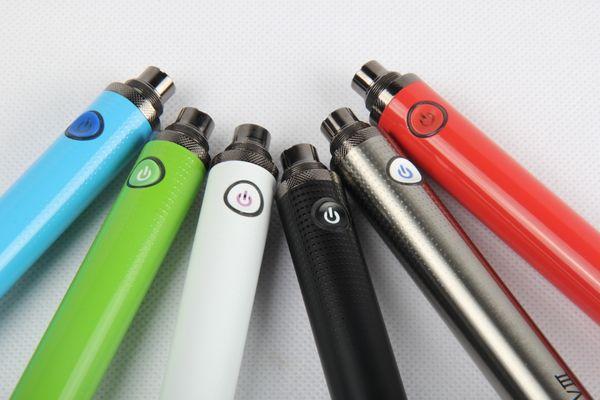 Autentico UGO-V3 iii 1300 mAh Micro USB 510 Vape Penna Sigarette elettroniche di sigarette mod vape batterie per Wax Pen E Cigarette Kit