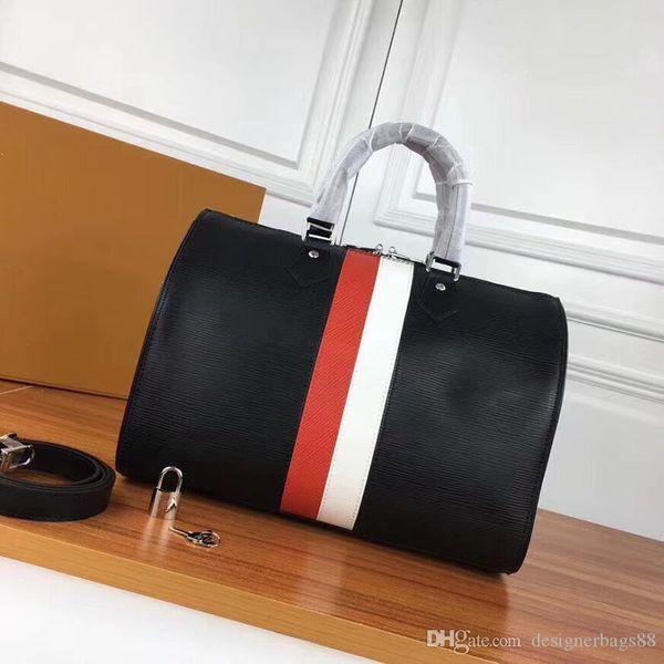 30cm Luxury classic joker Water ripple pillow pack Designer Shoulder Bags travelling Single shoulder crossbody bag Multicolor optional