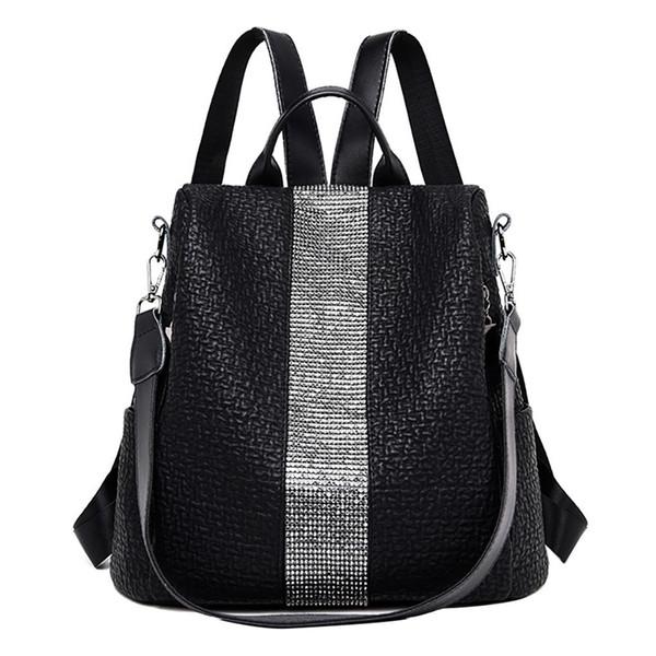 Maison Fabre Backpack female School Backpack Women Backpacks Leisure Soft Leather Elephant Pattern Bag Drop shipping O1226#25 #193313