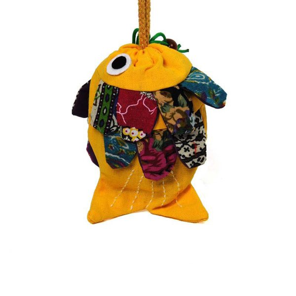 Chinese Fish Traditional Gift Jewelry Phone Bag Small String Organizer Pouch Coin Purse Fa17 Women Bag